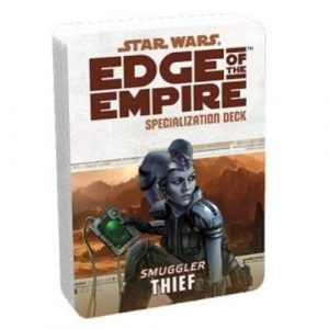 Star Wars: Edge of the Empire RPG - Thief Specialization Deck