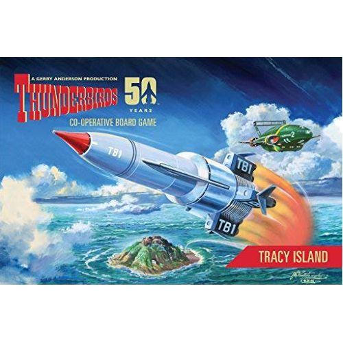 Thunderbirds: Tracy Island Expansion