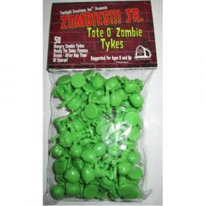 Tote of Zombie Tykes: Zombies!!! Jr