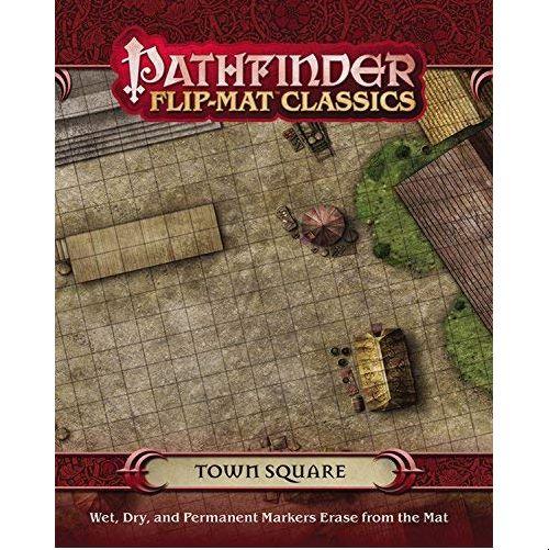 Town Square: Pathfinder Flip-Mat Classics