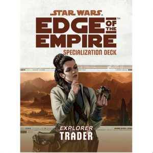 Star Wars: Edge of the Empire RPG - Trader Specialization Deck