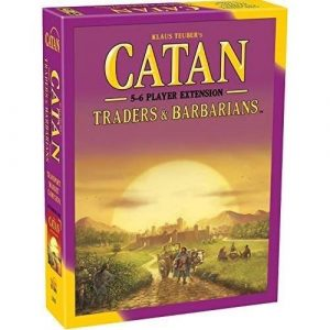 Catan: Traders & Barbarians 5-6 Player Extension (2015 Refresh)