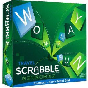 Travel Scrabble (2014 refresh)