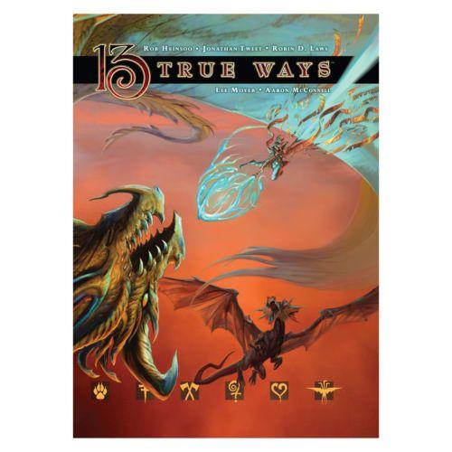 True Ways: 13th Age Fantasy RPG Adv