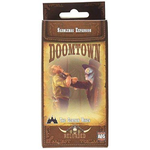 UNIT Saddlebag #10: The Curtain Rises: Doomtown exp