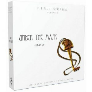 TIME Stories: Under The Mask Expansion