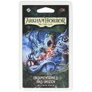 Undimensional and Unseen: Arkham Horror LCG