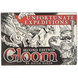 Unfortunate Expeditions 2nd Edition: Gloom! Exp.