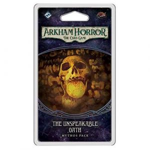 Arkham Horror LCG: Unspeakable Oath Expansion
