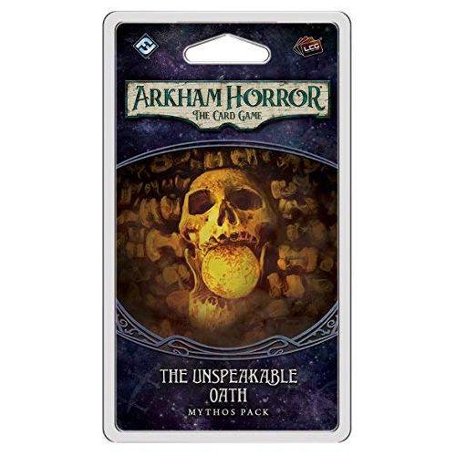 Unspeakable Oath: Arkham Horror LCG Exp