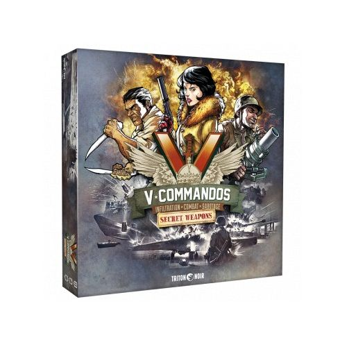 V-Commandos: Secret Weapons Expansion