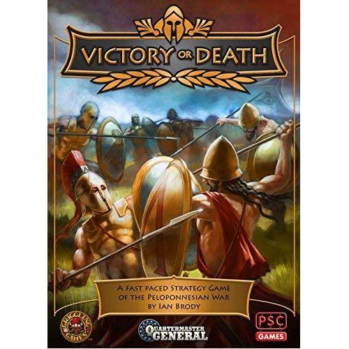Victory or Death: Quartermaster General