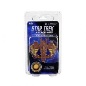 Star Trek Attack Wing: Vidiian Starship Fina Prime: (Wave 10)