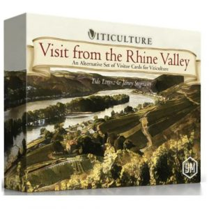 Visit from the Rhine Valley: Viticulture Exp.