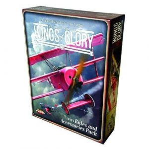 Wings of Glory: WW1 Rules & Accessories Pack