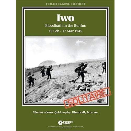 WW2: Iwo: Folio Series
