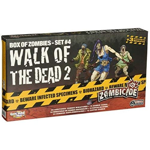 Walk of the Dead 2 (Set 4): Zombicide