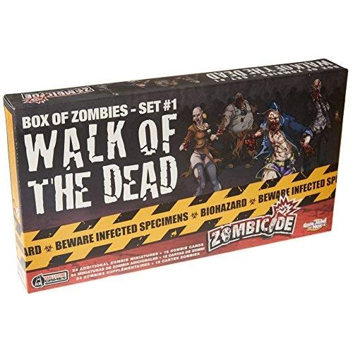 Walk of the Dead Set 1: Zombicide