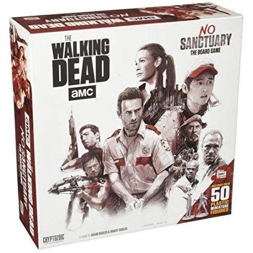Walking Dead No Sanctuary Base Game