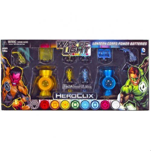 War of Light Assorted Lantern Pack