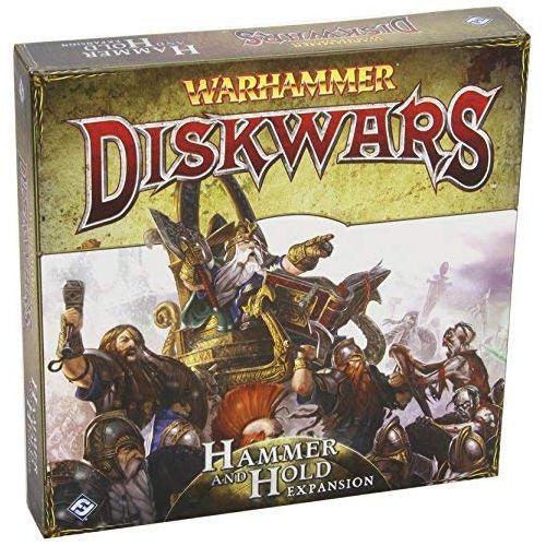 Warhammer: Diskwars Hammer and Hold Expansion