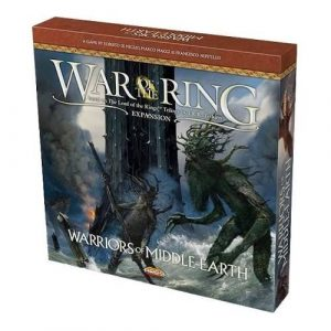 Warriors of Middle Earth: War of The Ring
