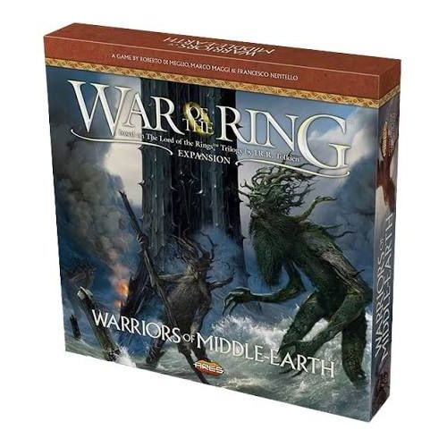 Warriors of Middle Earth- War of The Ring
