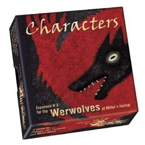 Werewolves of Miller's Hollow: Character Expansion