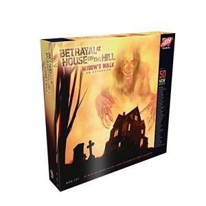 Widow's Walk: Betrayal at House on the Hill