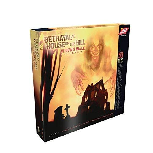 Widow's Walk: Betrayal at House on the Hill Exp
