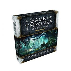 Wolves of the North Expansion: AGOT LCG 2nd Ed