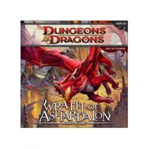 Dungeons & Dragons: Wrath of Ashardalon Boardgame