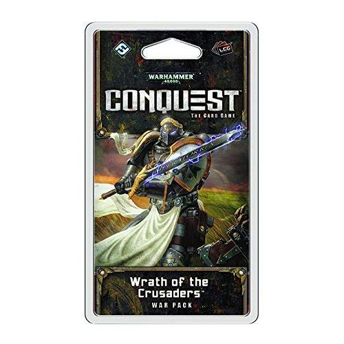 Wrath of the Crusaders War Pack: Conquest LCG