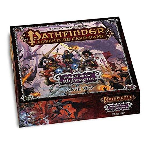 Wrath of the Righteous Base Set: Pathfinder Adventure Card Game