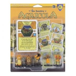 Yellow - Agricola Game Expansion
