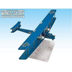 Wings of Glory: Zeppelin Staaken R.VI: (Schoeller)
