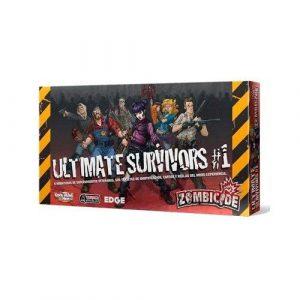 Zombicide Ultimate Survivors