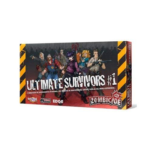 Zombicide Ultimate Survivors