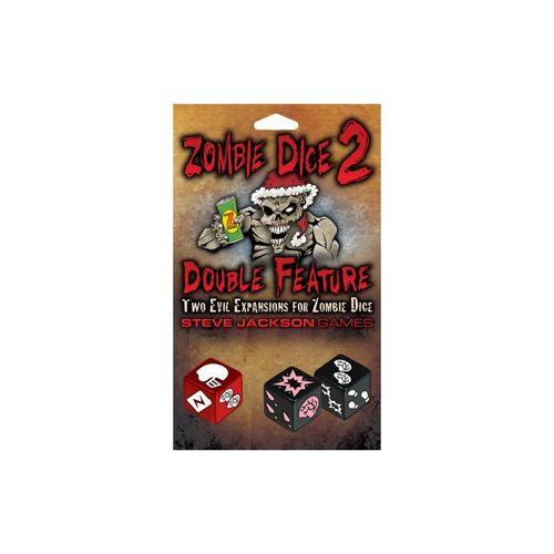 Zombie Dice 2 (Single Unit)