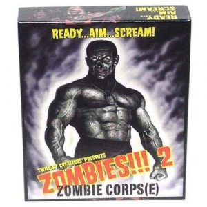 Zombies 2!!! Corpse 2nd Edition