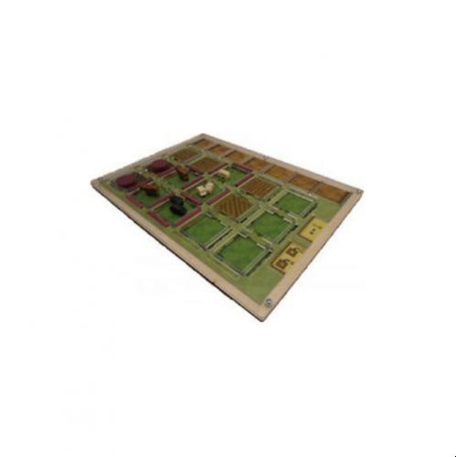 e-Raptor Organizer compatible with Agricola