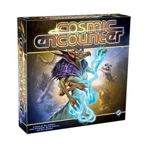 Cosmic Encounter 42nd Anniversary (Revised)