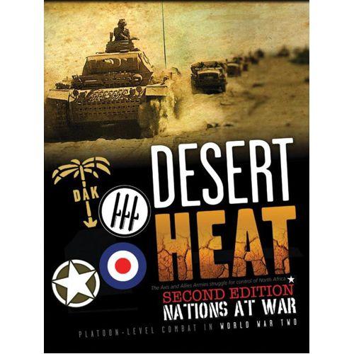 Desert Heat 2nd Edition: Nations at War