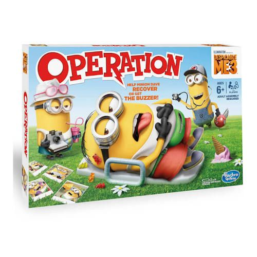 Despicable Me 3 Operation