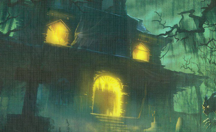 Different Ways to Play Board Games - Betrayal at House on the Hill