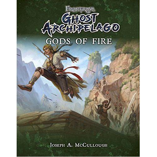 Frostgrave: Ghost Archipelago Gods of Fire