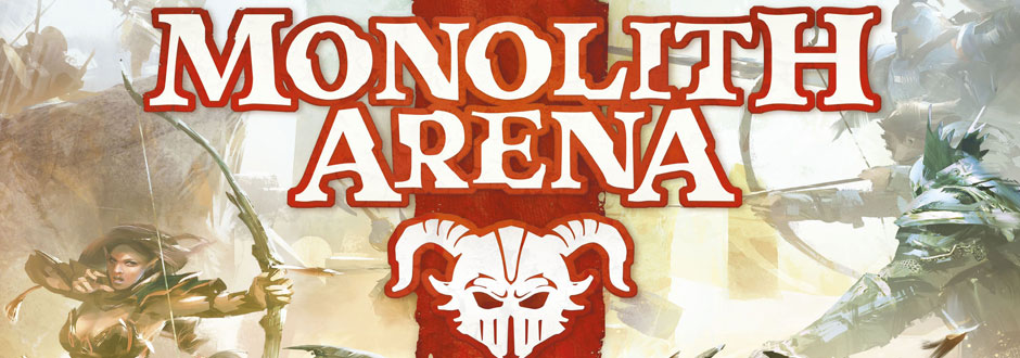 Hex Arenas News - Monolith Arena