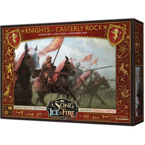 Knights of Casterly Rock: A Song Of Ice and Fire