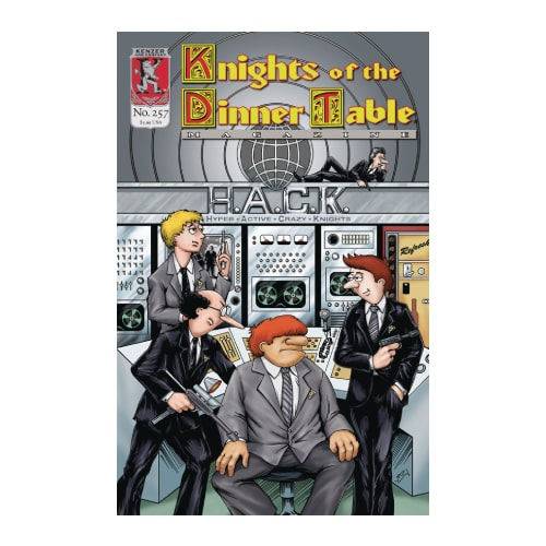 Knights of the Dinner Table Issue # 257