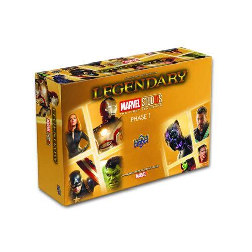 Legendary: Marvel Studios 10th Anniversary Deck Building Card Game